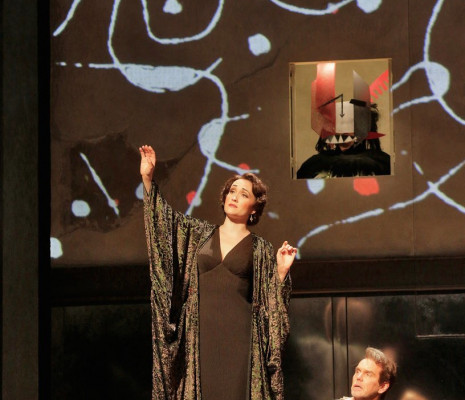 Erin Morley dans The Nightingale à l'Opéra de Santa Fe