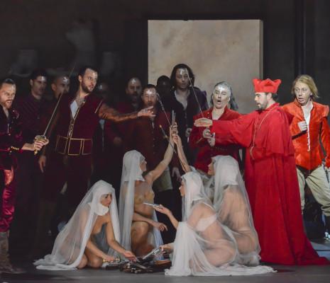 Les Huguenots à Nice