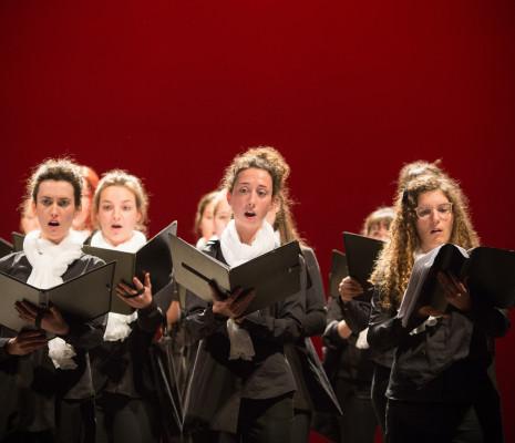 Oresteïa à l'Opéra de Rennes