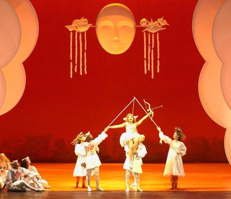 Les Indes galantes de Rameau par Andrei Serban