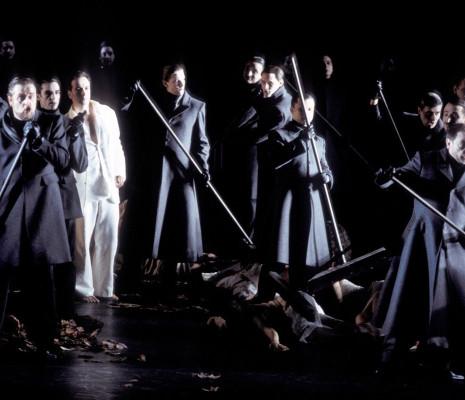 Les Boréades de Rameau par Carsen