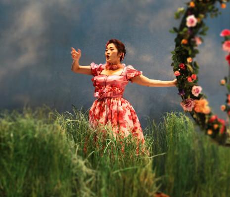 Anna Sohn est Norina dans Don Pasquale