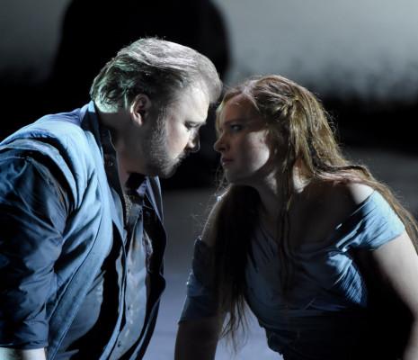 Torsten Kerl et Rachel Nicholls dans Tristan et Isolde