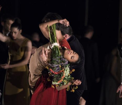 L'Orfeo par Sasha Waltz