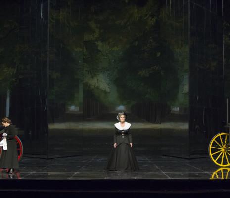 Le Chevalier à la Rose par Wernicke