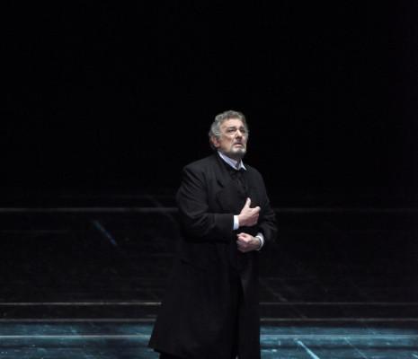 Placido Domingo dans la Traviata