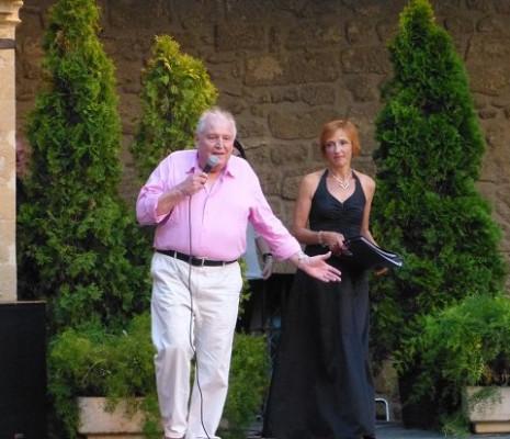 Jacques Bertrand et Fabienne di Landro
