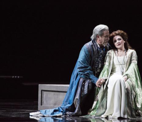 Leo Nucci et Carmen Giannattasio