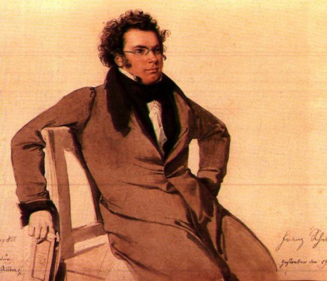 Photo de Franz Schubert