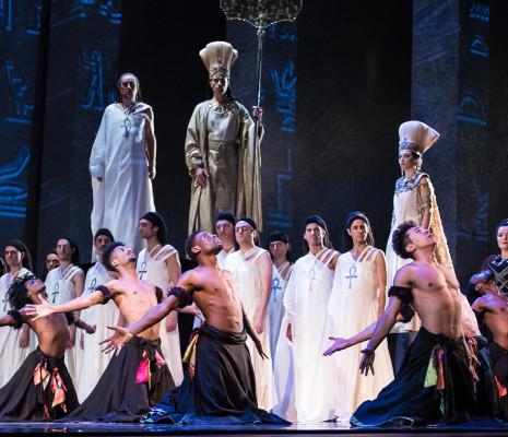 Aida à Massy par Charles Roubaud