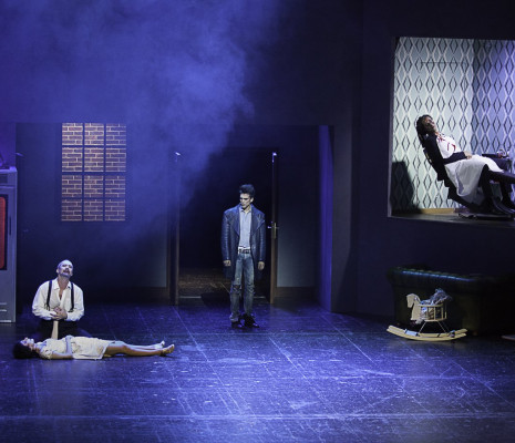 Sweeney Todd par Olivier Bénézech