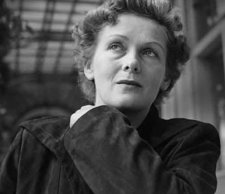 Photo de Elisabeth Schwarzkopf