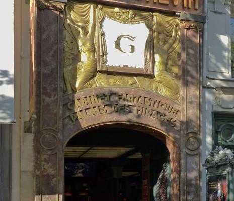 Facade du Musée Grévin