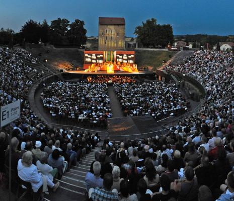 Festival Avenches Opéra