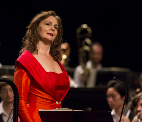Anna Larsson dans Elektra