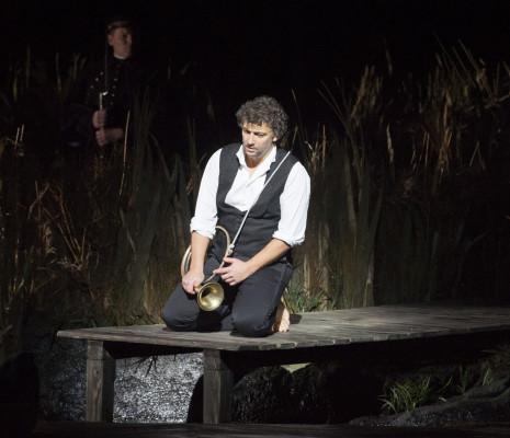 Jonas Kaufmann dans Lohengrin