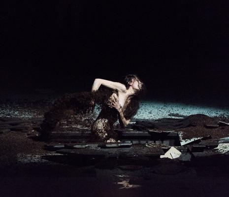 Jeanne au bûcher par Castellucci