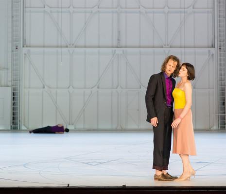 Michèle Losier et Phylippe Sly dans Così fan tutte