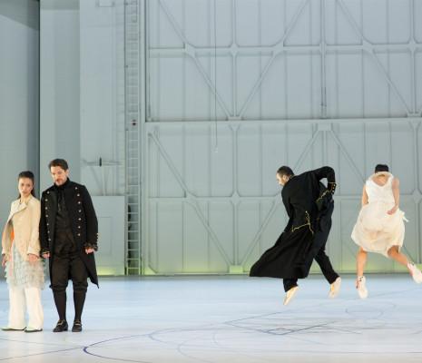 Ginger Costa-Jackson et Paulo Szot dans Così fan tutte