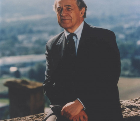 Photo de Pierre Boulez