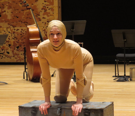 Juliette Allen en Pinocchio