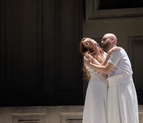 Rolando Villazón et Magdalena Kožená dans Le Retour d'Ulysse dans sa Patrie