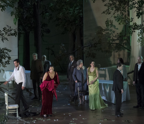 Les Noces de Figaro par Caurier et Leiser