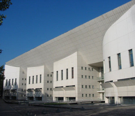Conservatoire national supérieur de musique et de danse de Paris CNSMDP