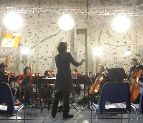 Claire Gibault & le Paris Mozart Orchestra