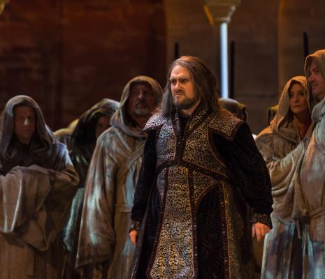Pietro Picone dans Jérusalem de Verdi