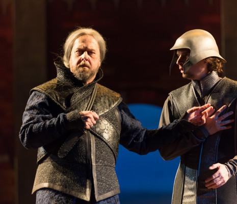Roberto Scandiuzzi dans Jérusalem de Verdi