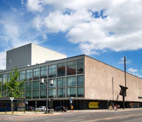 Deutsche Oper Berlin Opéra Allemand