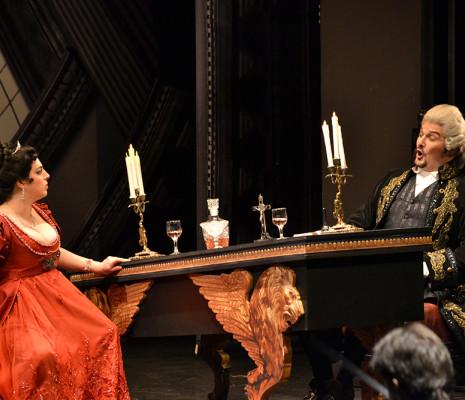 Tosca par Roberta Mattelli