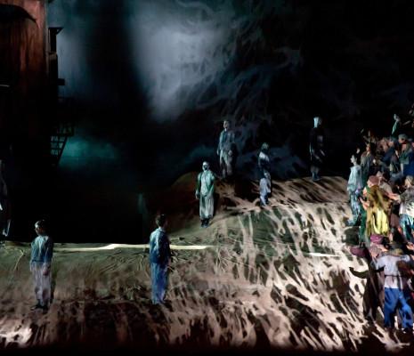 Le Vaisseau fantôme par Alex Ollé et La Fura dels Baus