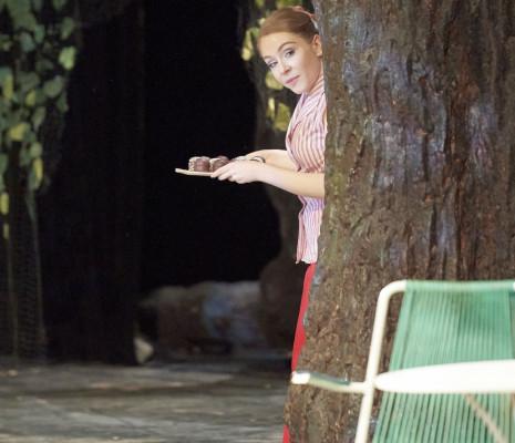 Maria Nazarova dans Werther