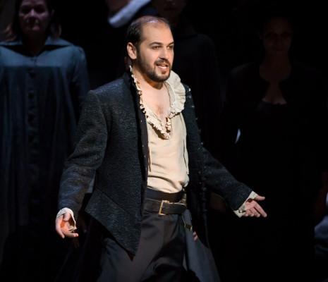Adrian Sâmpetrean dans Macbeth par Frédéric Bélier-Garcia