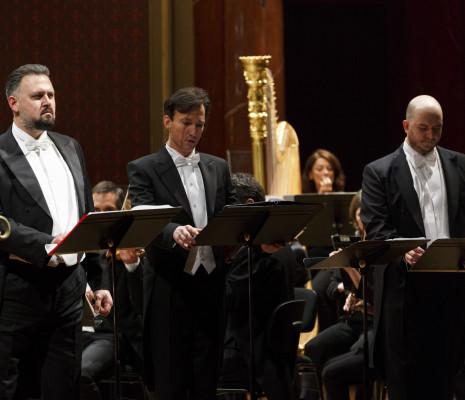 Alexey Tikhomirov, Marek Kalbus et Roman Burdenko - La Pucelle d'Orléans