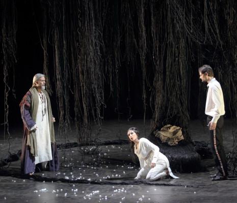 Nicolas Cavallier, Sabine Devieilhe et Julien Dran - Lakmé par Lilo Baur