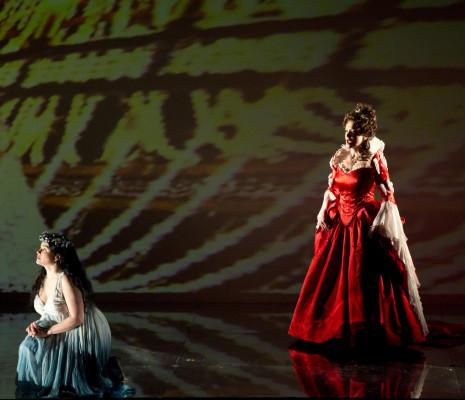 Rusalka à Tours Serenad B. Uyar et Isabelle Cals