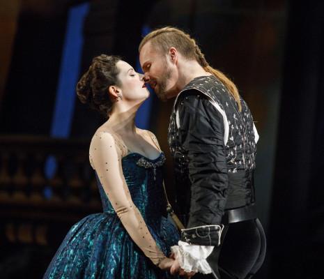 Mireille Asselin et Colin Ainsworth dans Médée Opéra Atelier