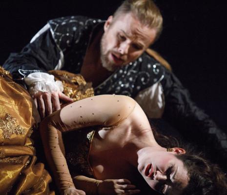 Colin Ainsworth (Jason) et Peggy Kriha Dye (Médée) - Médée Opéra Atelier