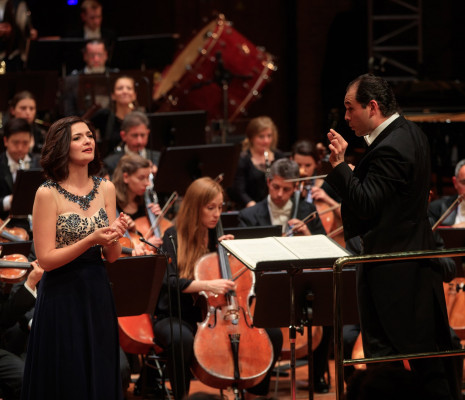 Tugan Sokhiev Marianne Crebassa Philharmonie