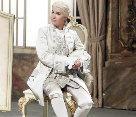Sophie Koch dans le Chevalier à la rose à Vienne