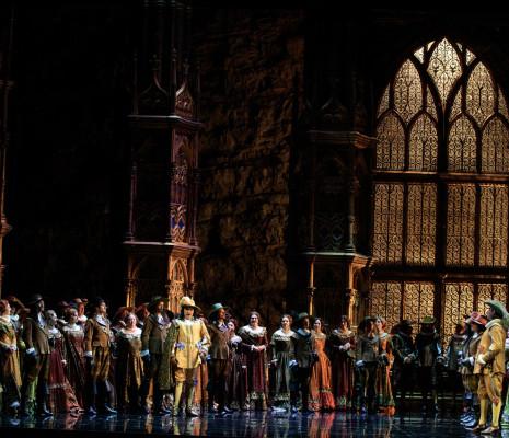 Florin Guzga et Vitaliy Bilyy dans Lucia di Lammermoor à Toulouse