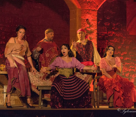 Carmen Festival Salon de Provence
