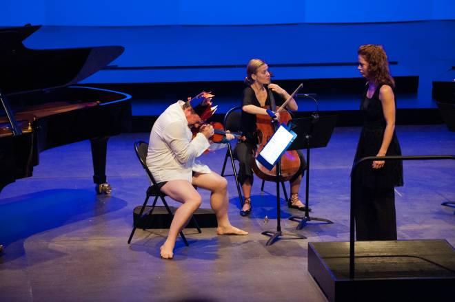 Festival Berlioz : Benedict Nelson