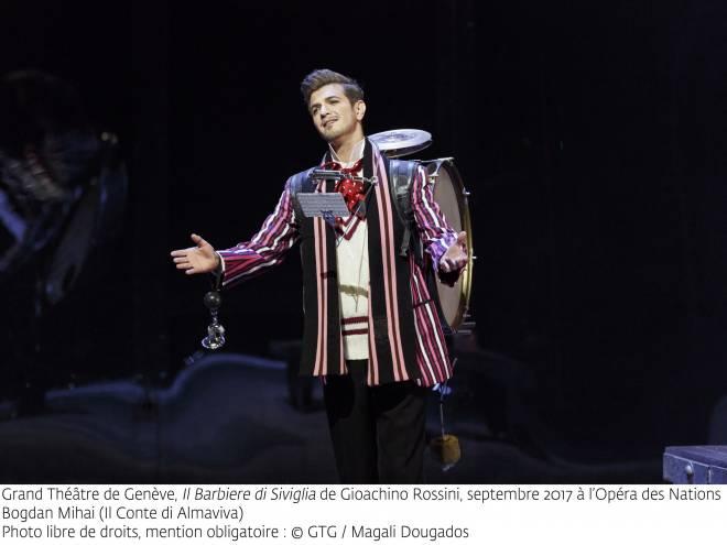 Bogdan Mihai - Le Barbier de Séville par Sam Brown