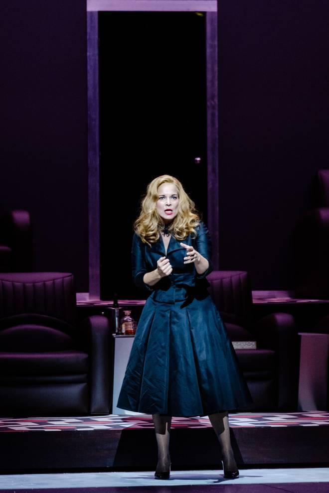 Elina Garanca dans Don Carlos