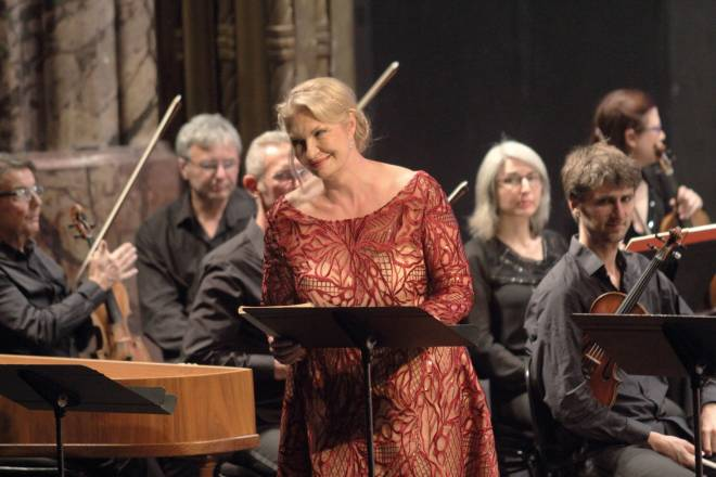 Annick Massis - Tancredi