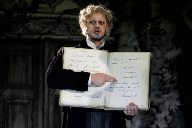 La Cenerentola par Jean-Pierre Ponnelle - Vincenzo Nizzardo